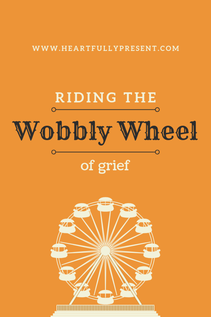 grief wheel|stages of grief