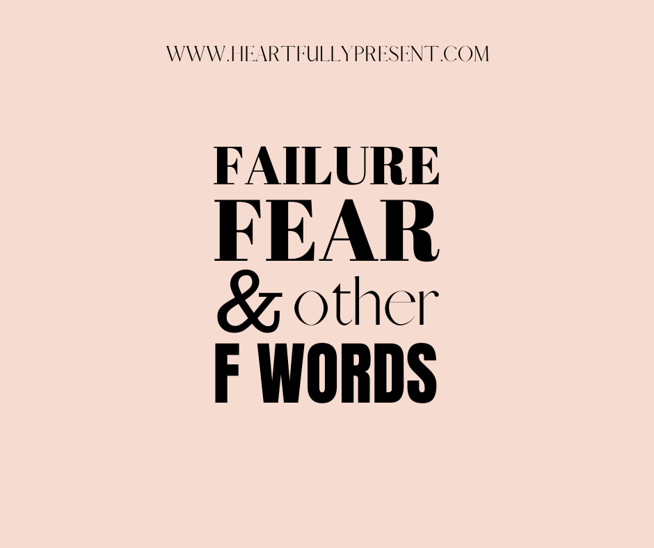 failure | fear | f words | marriage | affair recovery | marriage help | relationship quotes