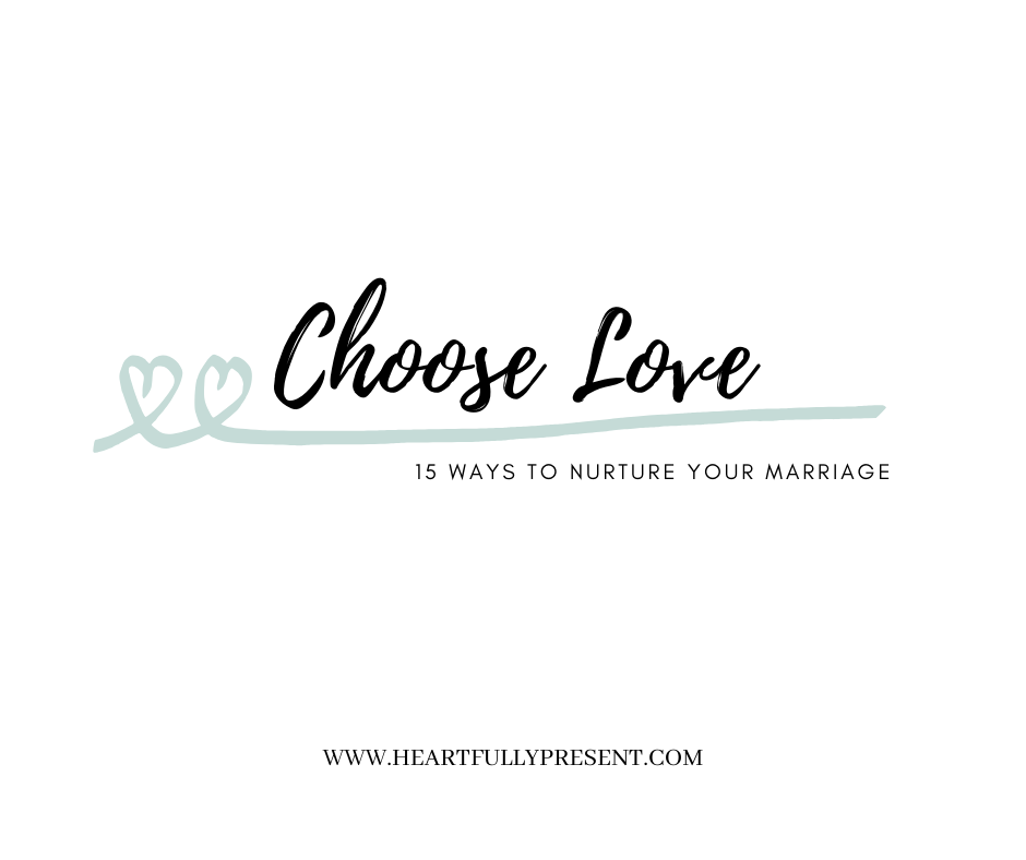 choose love | happy anniversary | marriage