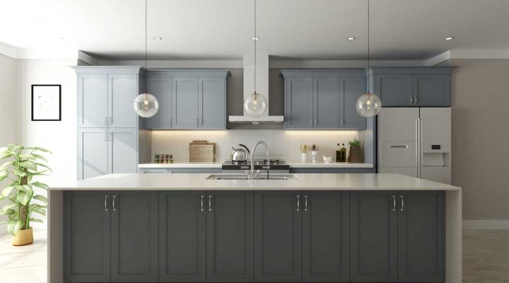 Designer Kitchen Cabinets