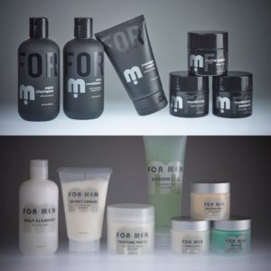 Men's Hair Care Products