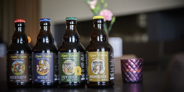 Bevi con il Mastro Birraio: De Circus Brouwerij e Hugel | Tripel B birra belga a Torino