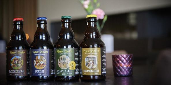 Bevi con il Mastro Birraio: De Circus Brouwerij e Hugel   Tripel B birra belga a Torino