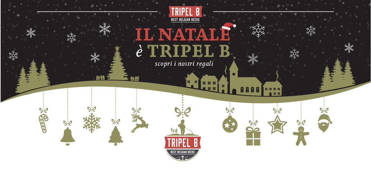 Scopri i nostri Christmas Beer Box di Natale, un box pieno di birra ideal per il tuo regalo di Natale! Da Tripel B le migliori birre belghe a Torino