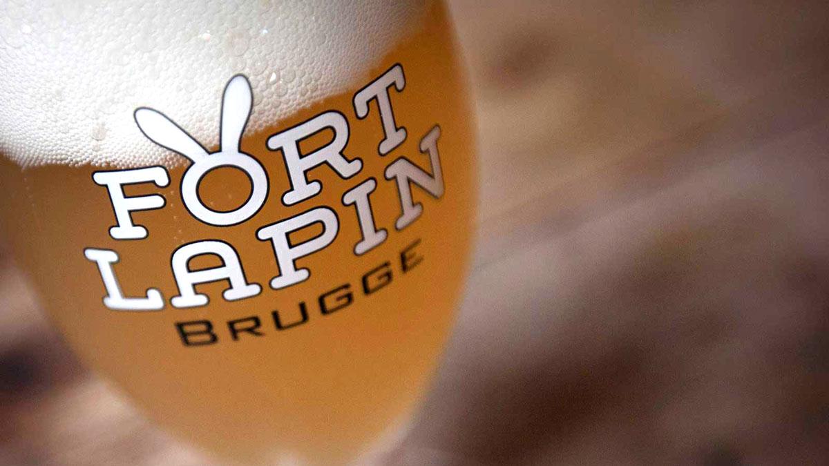 Fort Lapin birre belghe da Bruges disponibili a Torino da Tripel B - Best Belgian Beers
