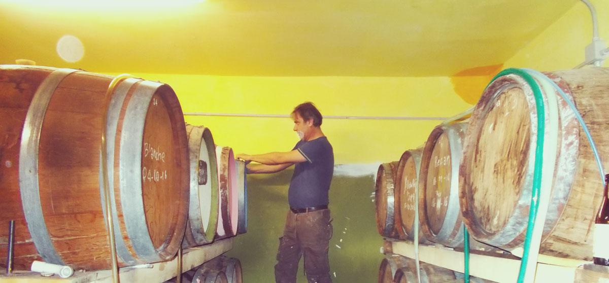Notte delle Botti IV edizione per il festival della Birra in Botte a Torino, in collaborazione con Renzo Losi di Black Barrels e Tripel B - Best Belgian Beer birre belghe a Torino