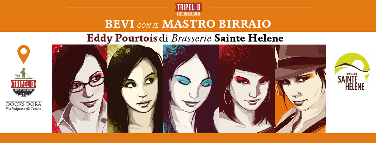 Bevi con il Mastro Birraio: Brasserie Sainte Helene   Tripel B birra belga a Torino