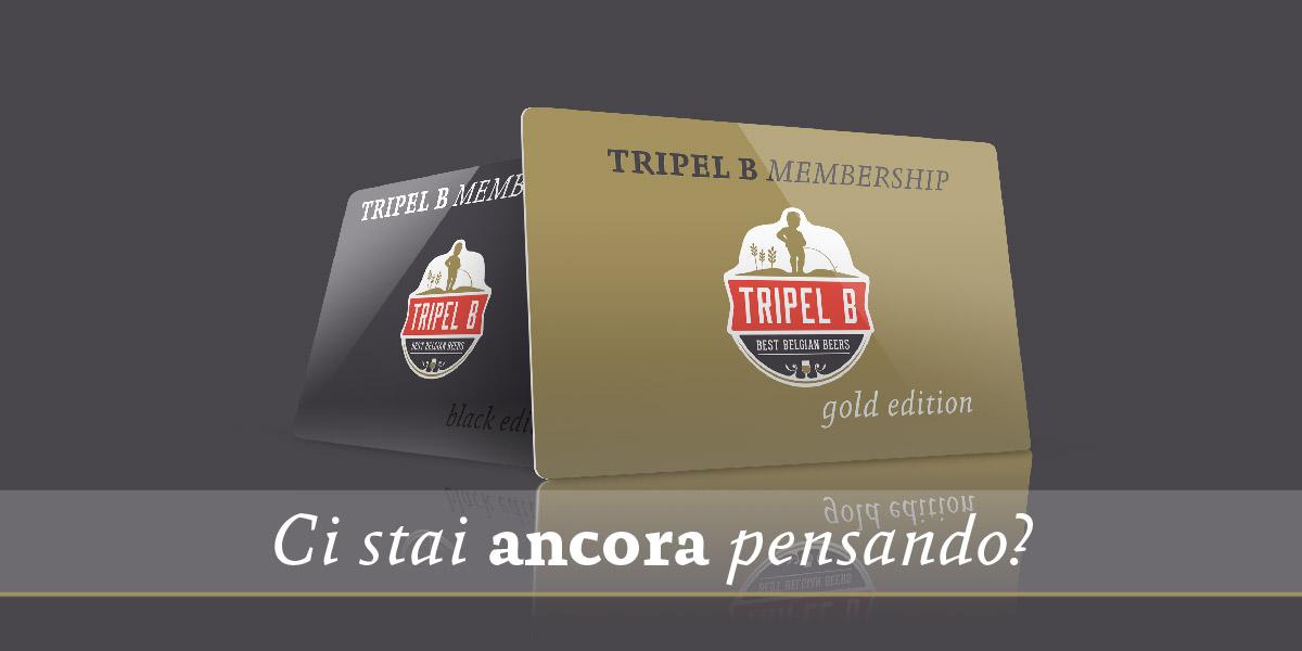 Scopri la Membership di Tripel B : ricevi ogni mese a casa tua una selezione della migliore birra belga   Tripel B birra belga a Torino
