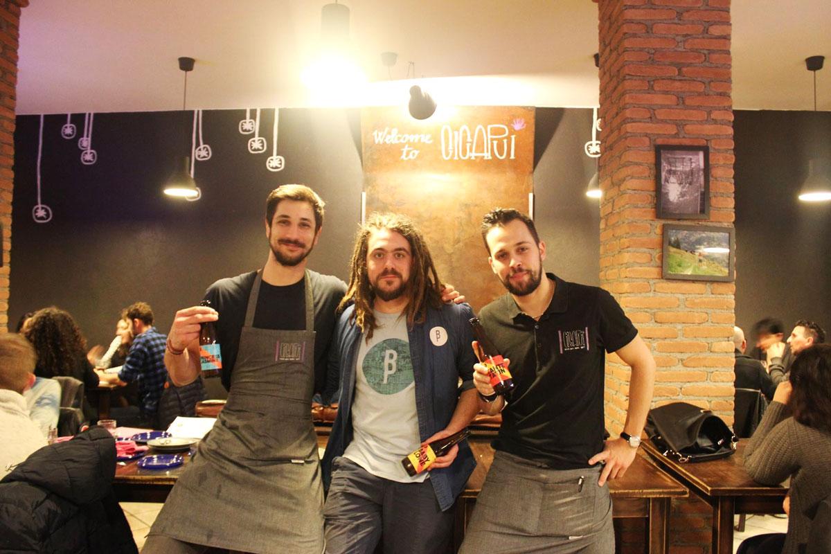 Cicapui Cafè, birre belghe a Settimo Torinese - bevi con Tripel B le migliori birre a Torino
