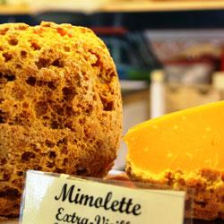 Formaggio francese Mimolette Foodpairing birra belga e formaggi francesi