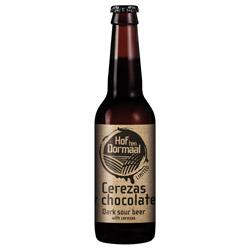 CEREZAS Y CHOCOLATE | Bevi con il Mastro Birraio: Hof Ten Dormaal | Da Tripel B assaggiamo le migliori birre belghe a Torino di Hof Ten Dormaal