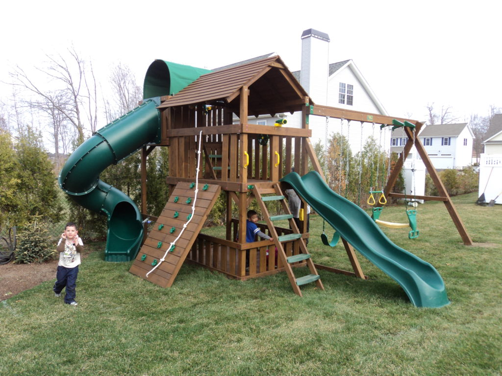 Lexington w/ Spiral Slide