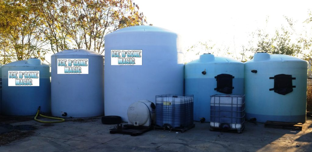 IBG Liquid Storage Tanks