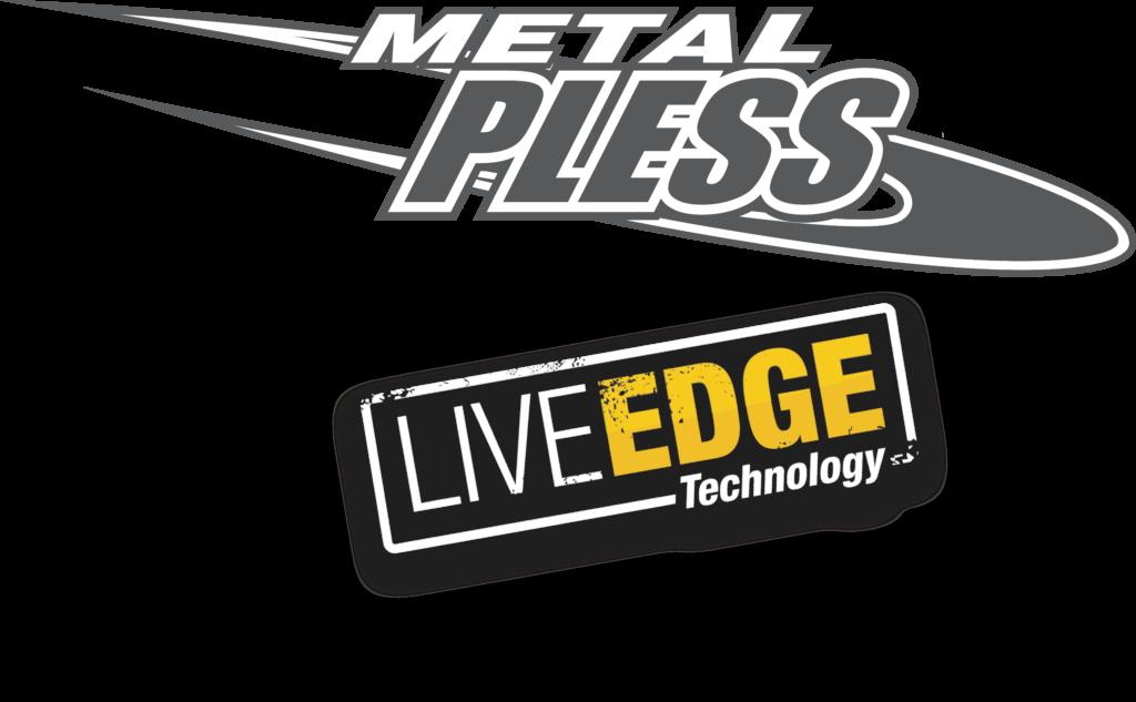 metal pless et liveedge ang