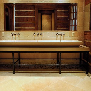 4 Lazy J bunk bath sink wall,  (11)