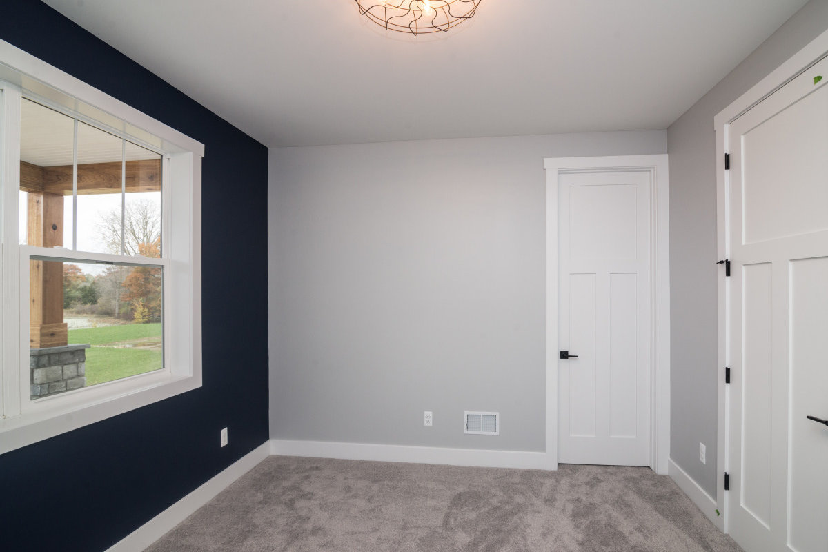 Walkout Custom Ranch with Finished Basement - Bedroom1