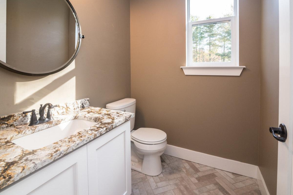 Two Story Custom Craftsman - Bathroom