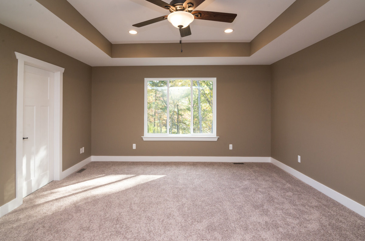 Two Story Custom Craftsman - Bedroom 1a