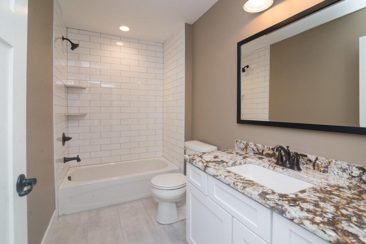 Two Story Custom Craftsman - Bathroom 3