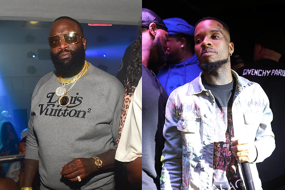 Rick Ross And Tory Lanez Beef Over Release Of New Album Daystar Hip Hop Weekly