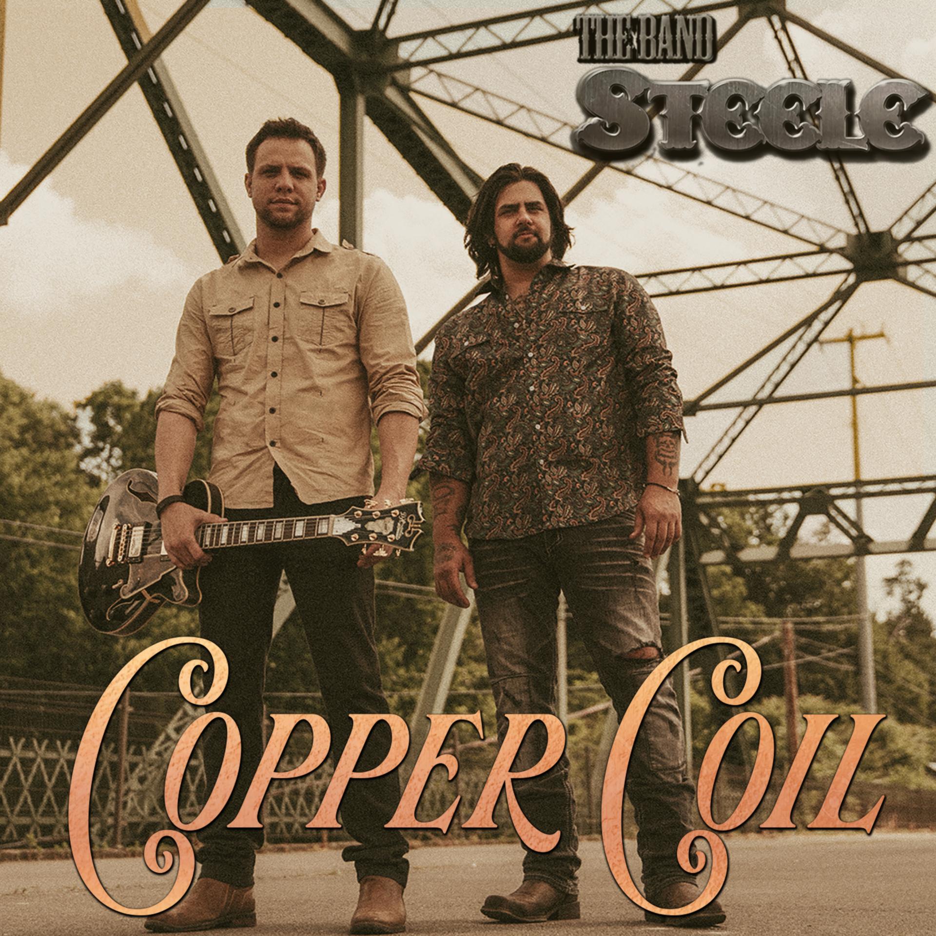 Copper Coil Single Art