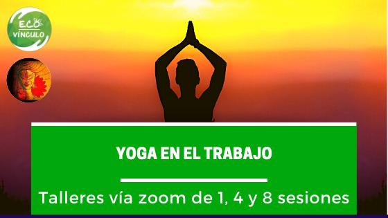 Yoga trabajo