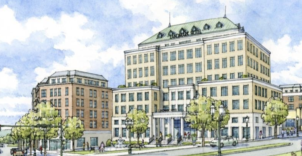 New Plans for Downtown