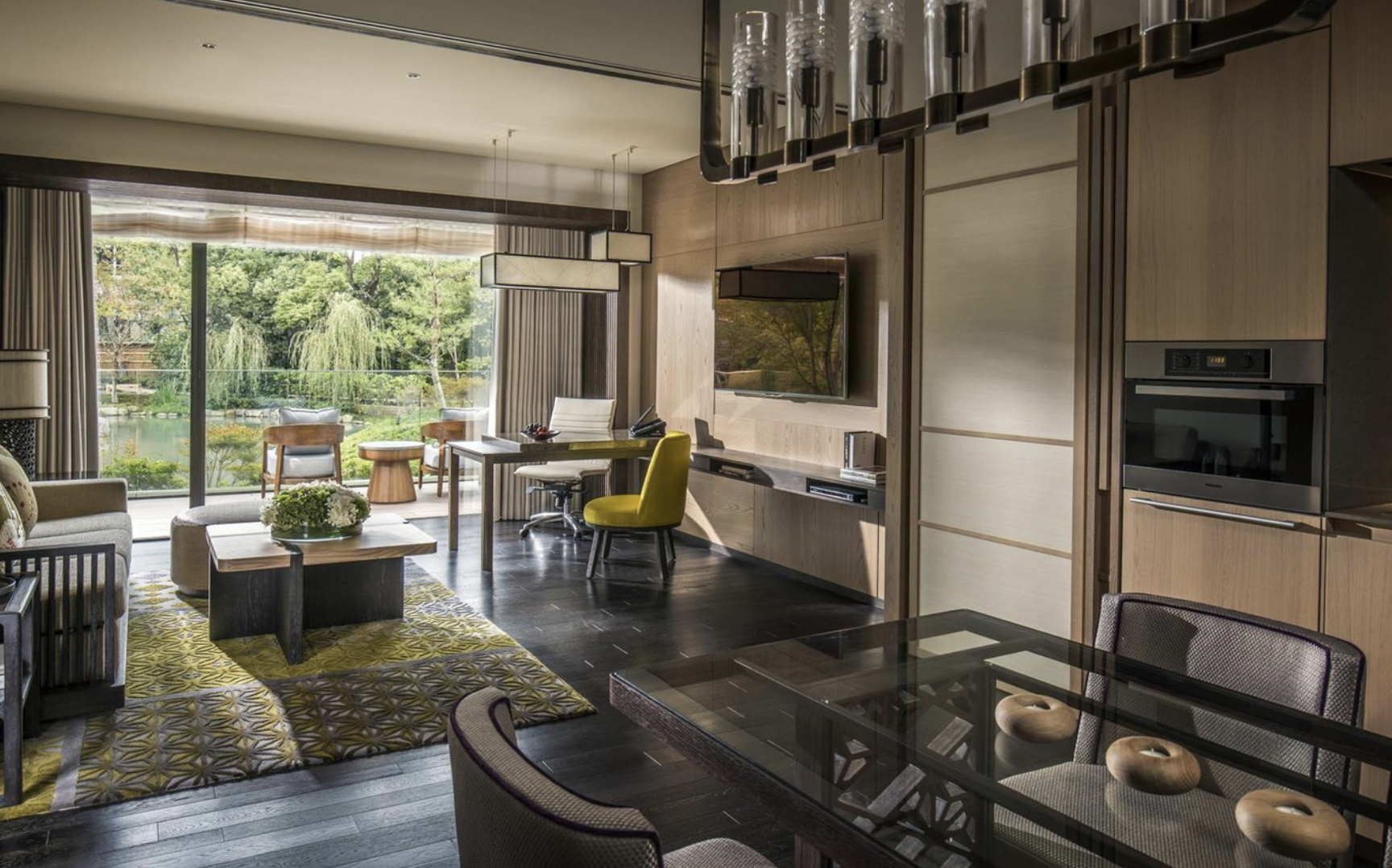 About Four Seasons Hotel Residences Kyoto
