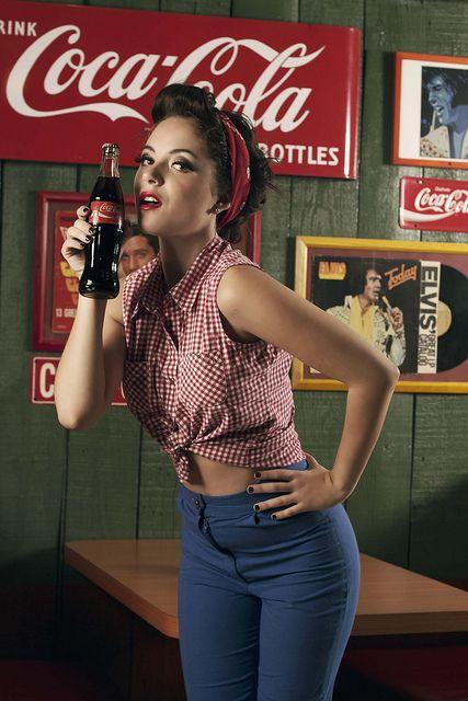 coca cola look