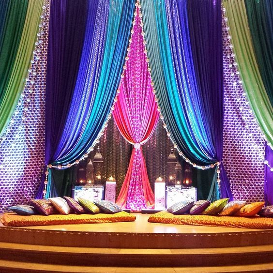 cortinas arabe