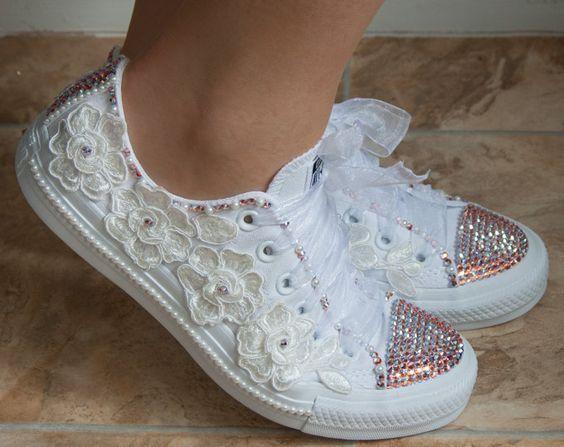 15 Anos Flats: Ideas De Zapatos Para Quinceañeras