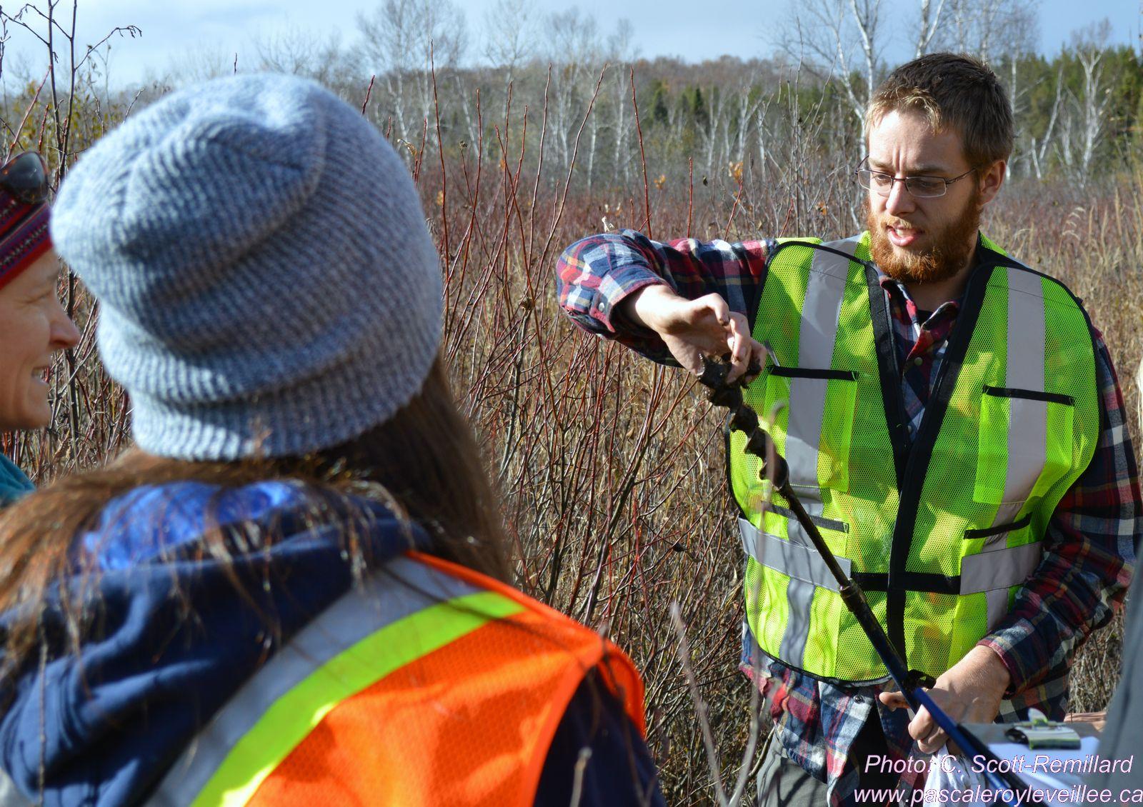 Geomorphology Field Trip: Sudbury area