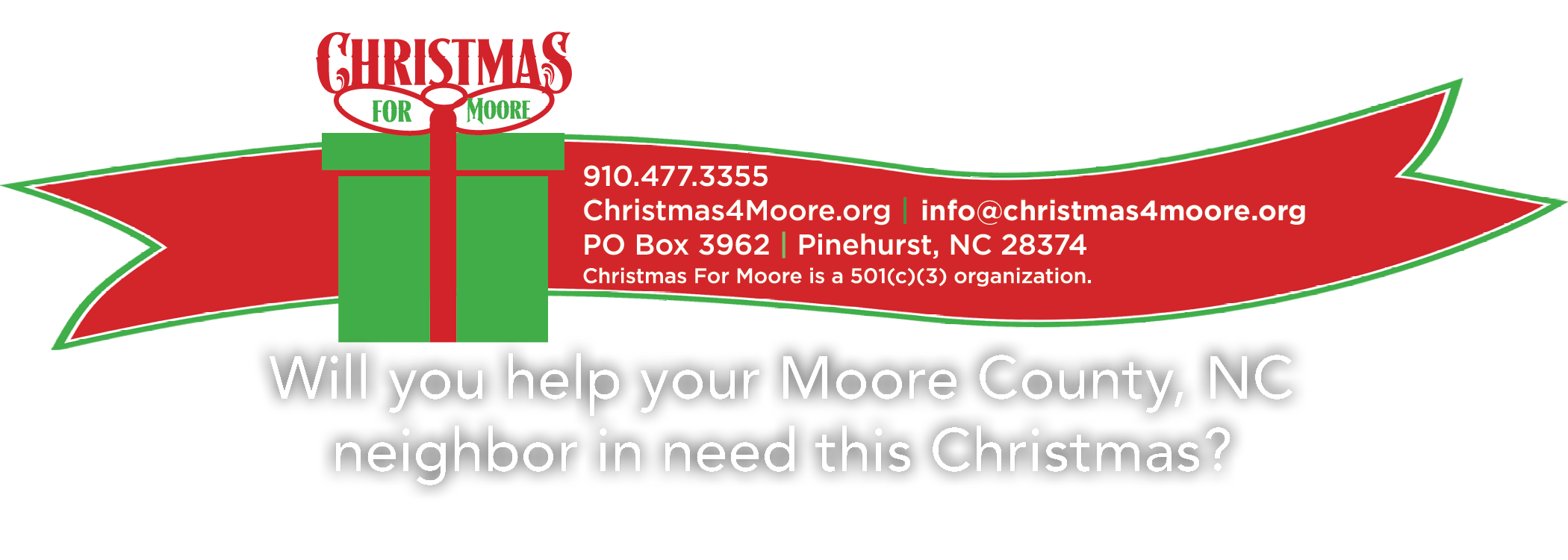 Christmas For Moore