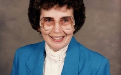 In Memory of Magdelene Robbins