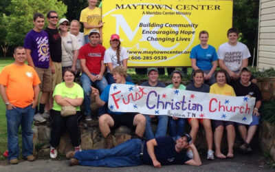 2014 FCC Mission Trip to Maytown, Kentucky