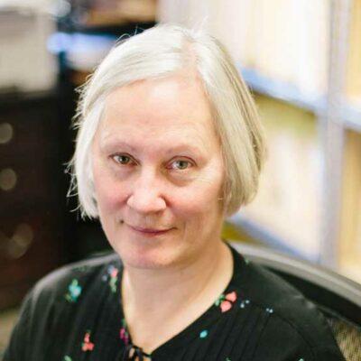 Renee Miller, Intellectual Property Staff