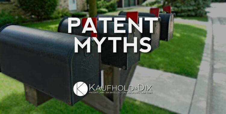 patent myth