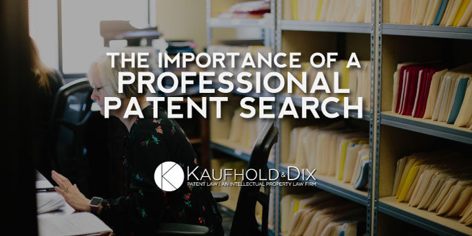 The Importance of a Professional Patent Search