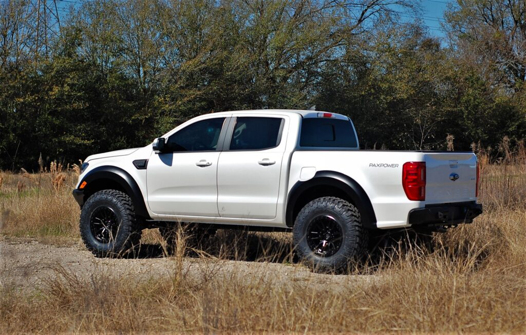 ranger rear bumper