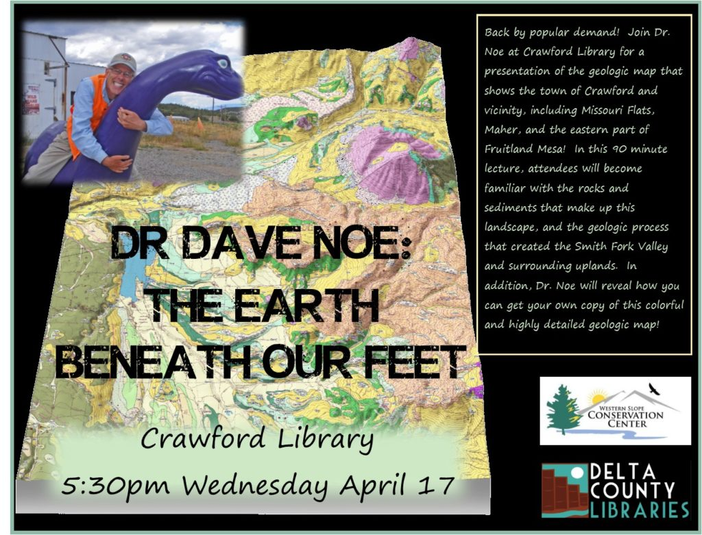 Dr Noe crawford scroll – 19apr