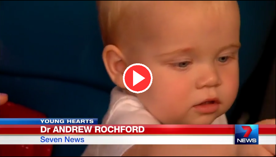 CPR Training for Parents Channel 7 Interview
