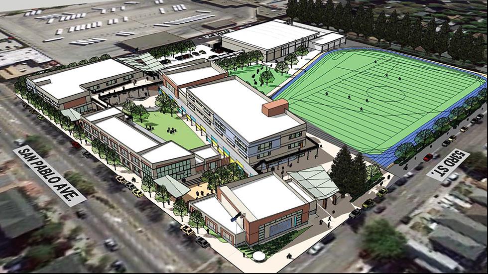 Emeryville Center Of Community Life