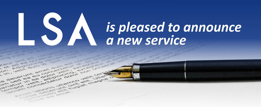 LSA Is Offering Section 508 Remediation Compliance/Document Accessibility Services