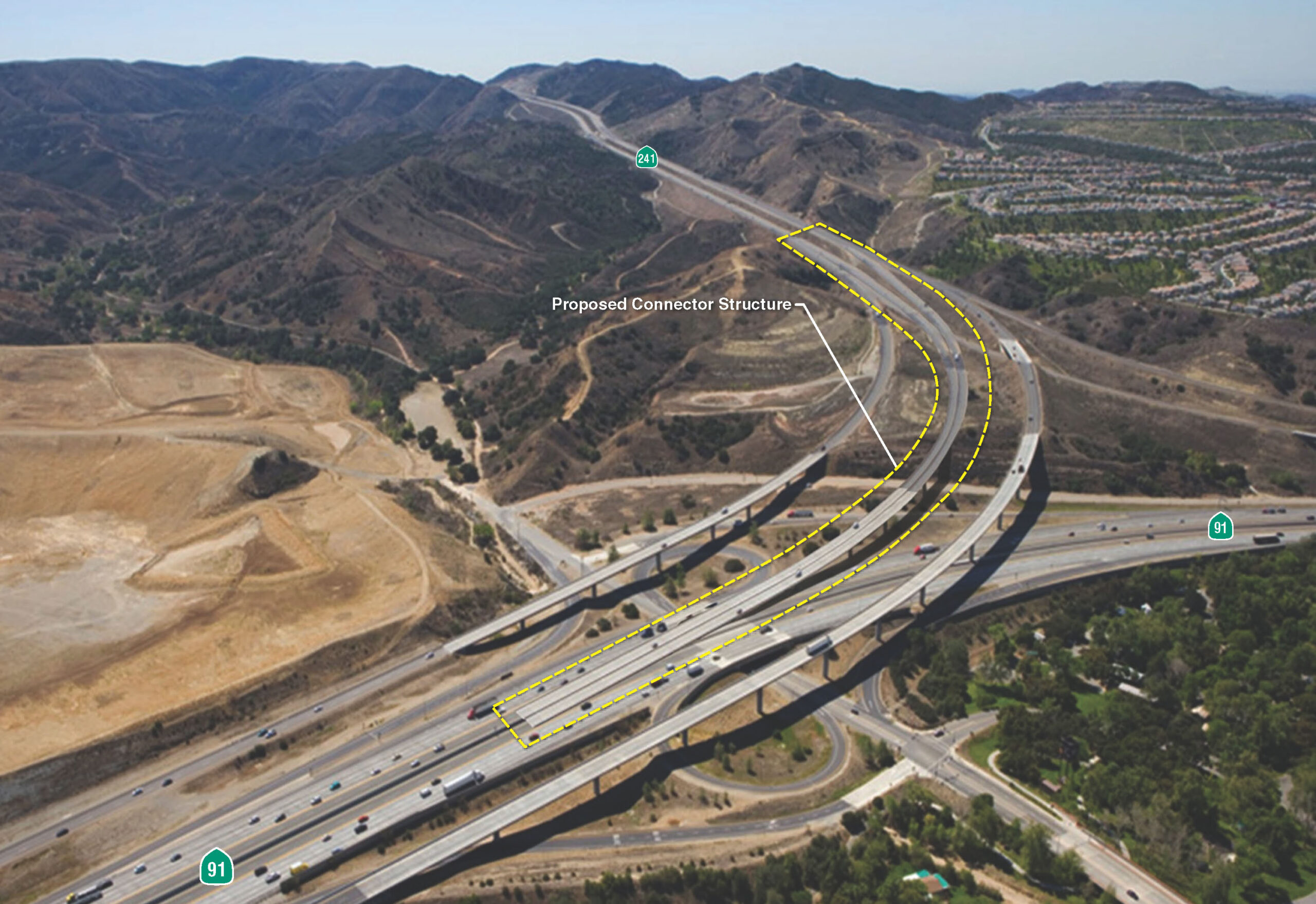 OC APA Awards Project Team Hard-Won Victories Category For SR-241-SR-91 Tolled Express Lanes Connector Project