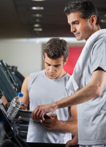 Manage a Fitness Gym