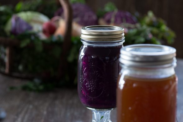 Gut Healing with Bone Broth and Veggie Broth