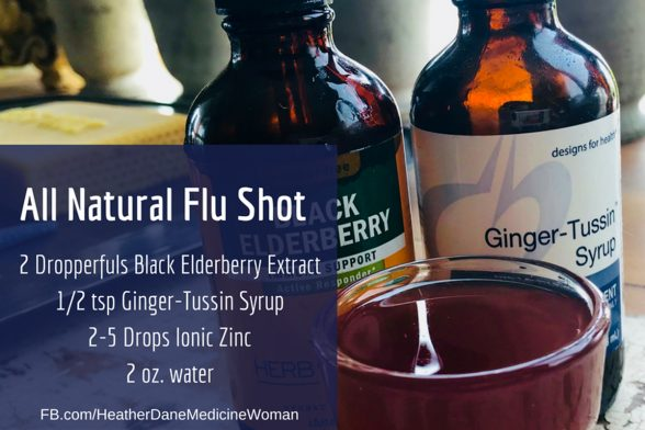 All Natural Flu Shot
