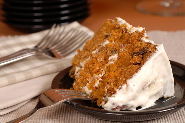 Renee Romeo's Paleo Carrot Cake Recipe