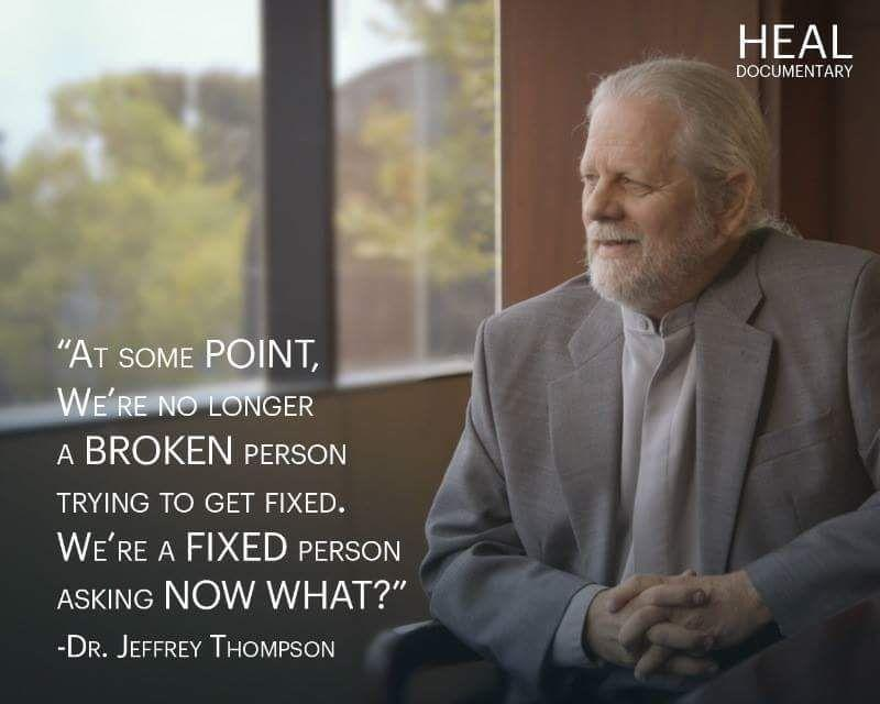 Dr. Jeffrey Thompson is featured in the new film, HEAL Documentary, with other luminaries like Deepak Chopra, David Hamilton, Joan Borysenko, Gregg Braden, Marianne Williamson, Dr. Joe Dispensa, Dr. Bruce Lipton, Anita Moorjani, Dr. Darren Weissman, and Michael Beckwith.