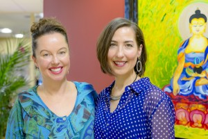 Dondi Dahlin and Heather Dane on Hay House Radio